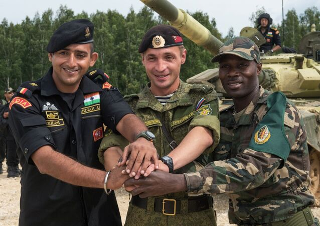 Army Games 2015