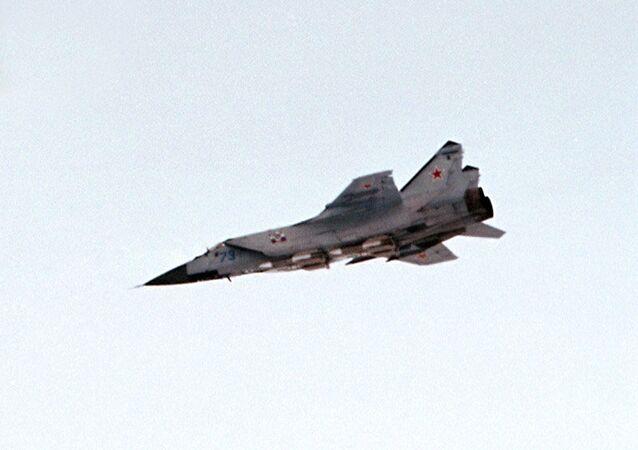 Caccia MiG-31
