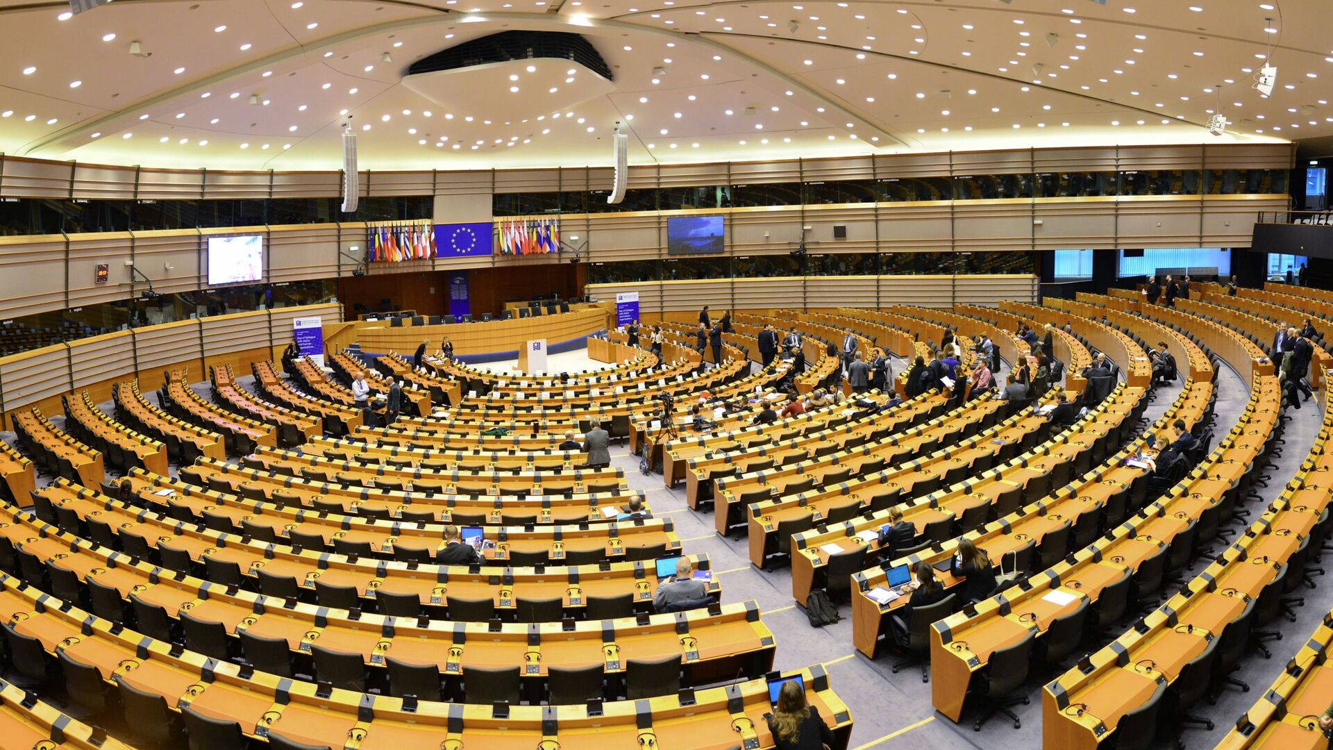 Parlamento Europeo - Sputnik Italia, 1920, 20.05.2021
