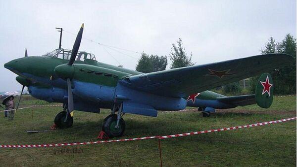 Petliakov Pe-2 - Sputnik Italia