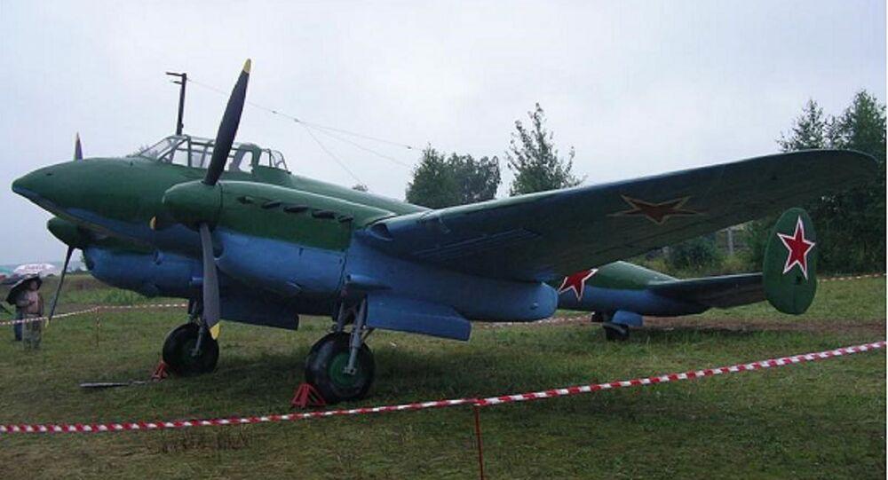 Petliakov Pe-2