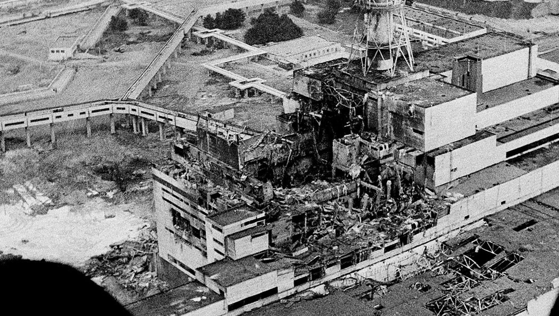 Chernobyl, la più grande catastrofe causata dall'uomo nella storia dell'umanità - Sputnik Italia, 1920, 26.04.2021