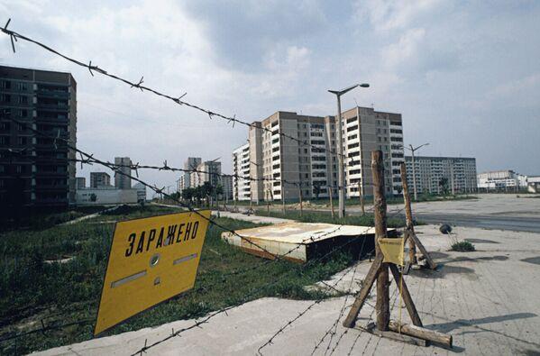 Il 27 aprile 1986 circa 47.000 abitanti lasciarono la città di  Pripyat per sempre - Sputnik Italia