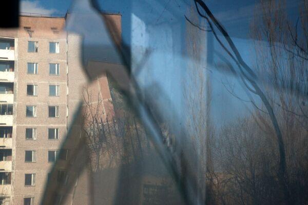 Pripyat si è trasformata in una città fantasma - Sputnik Italia