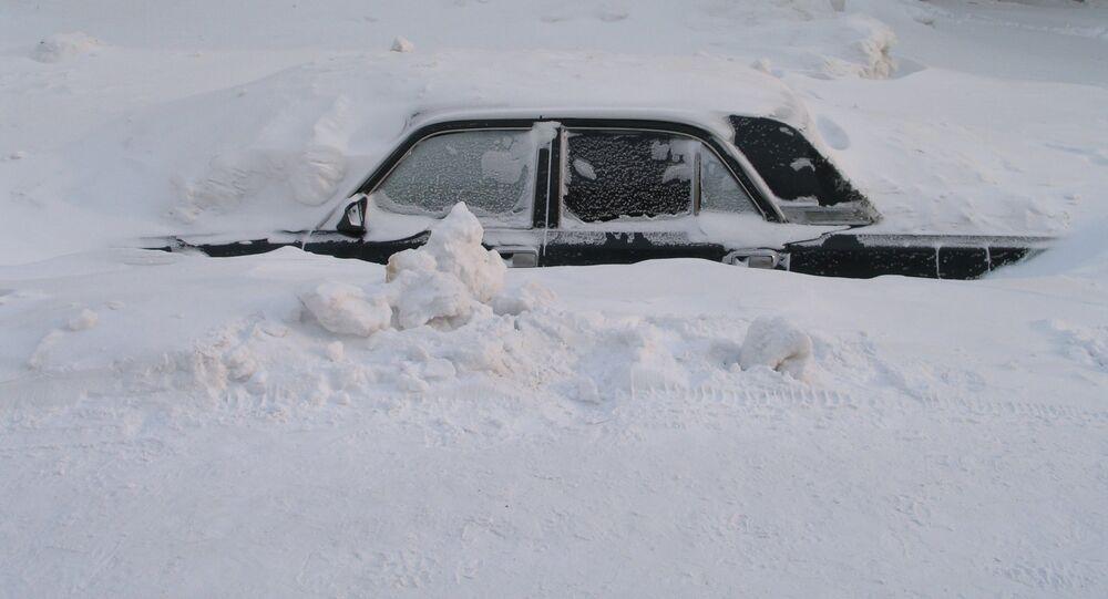 La tempesta a Norilsk