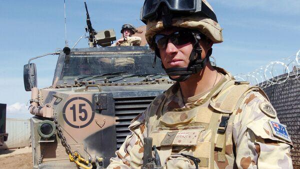 Australian troops in Afghanistan (File) - Sputnik Italia