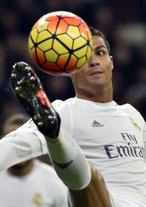 Cristiano Ronaldo durante la partita Real Madrid - RC Deportivo La Coruña, 2016 - Sputnik Italia
