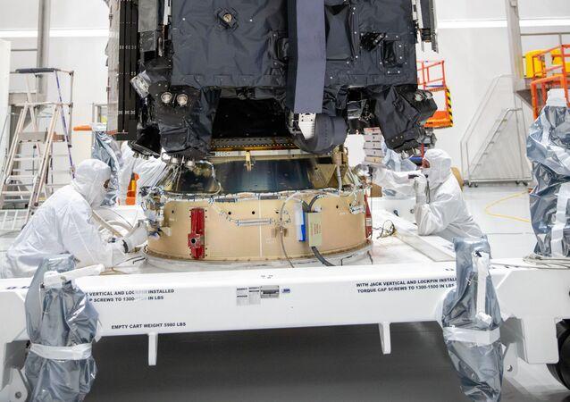 Solar Orbiter, satellite per l'osservazione del Sole di NASA