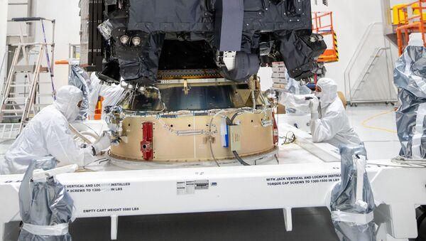 Solar Orbiter, satellite per l'osservazione del Sole di NASA - Sputnik Italia