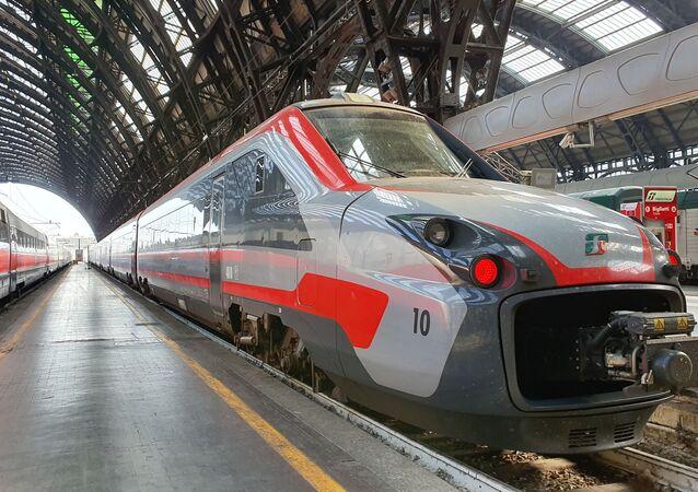 Treni italiani: Frecciargento