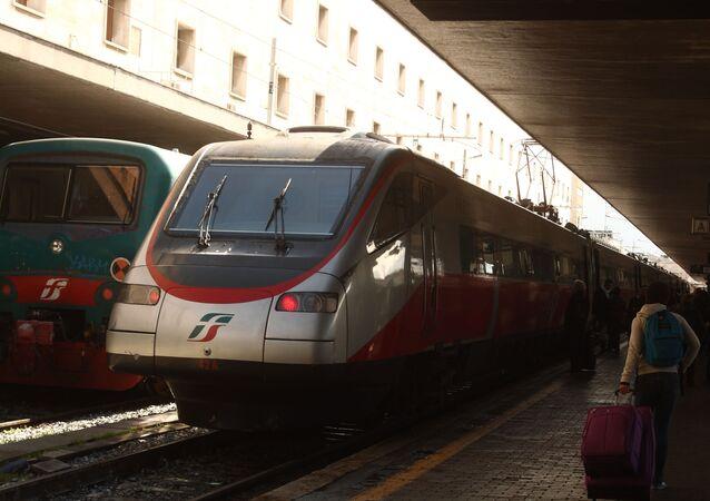Treni italiani