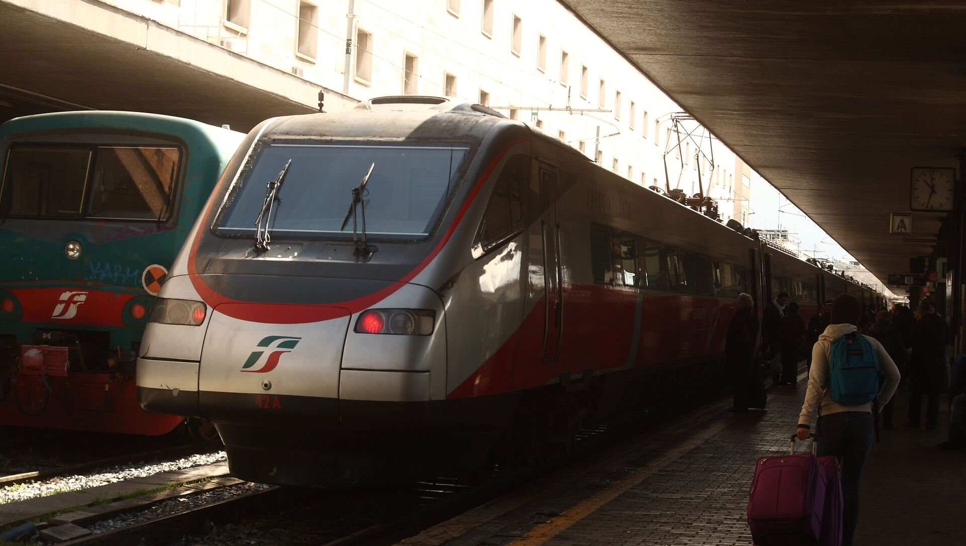 Treni italiani - Sputnik Italia, 1920, 23.04.2021
