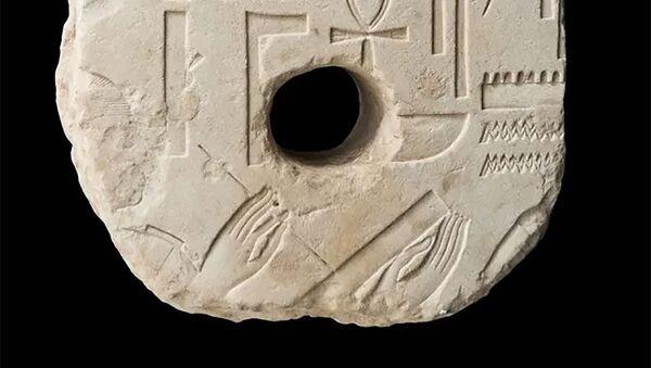 Un insolito antico manufatto egizio scoperto per caso in Israele - Sputnik Italia