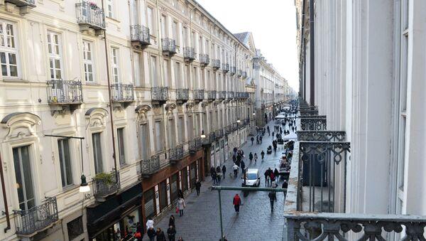 Via Garibaldi, Torino - Sputnik Italia