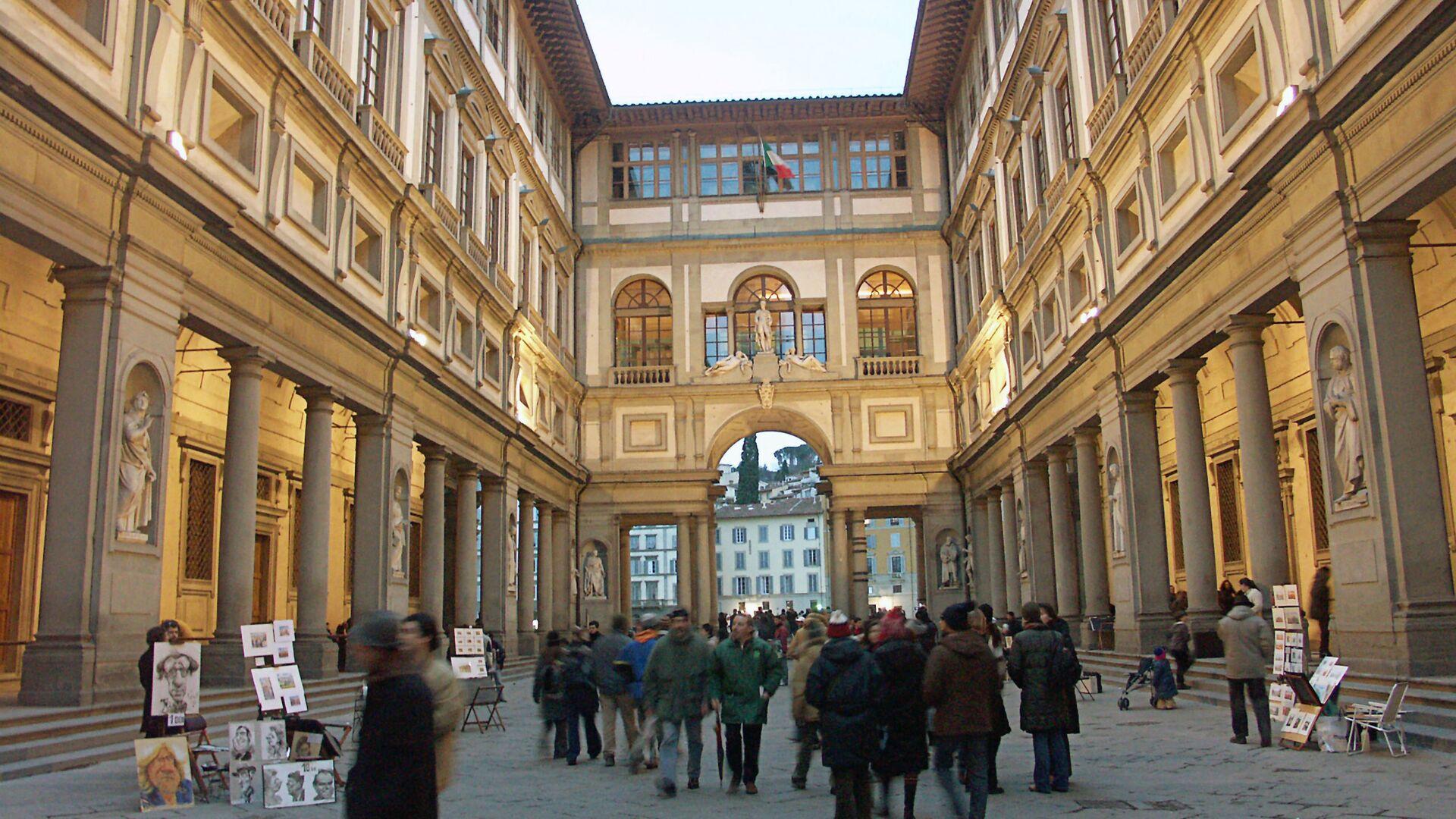Gallerie degli Uffizi - Sputnik Italia, 1920, 26.05.2021