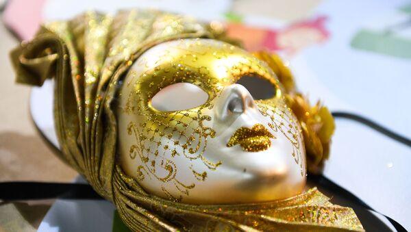 Maschera di Carnevale - Sputnik Italia