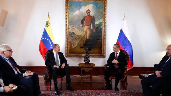 La visita di Sergey Lavrov in Venezuela - Sputnik Italia