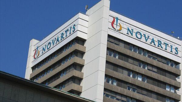 Novartis - Sputnik Italia