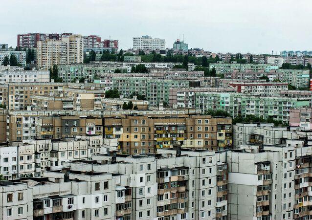 Chisinau, Moldavia