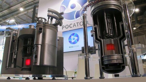 Modelli reattori nucleari russi, Rosatom - Sputnik Italia