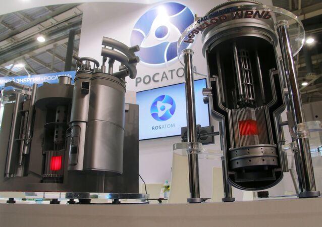 Modelli reattori nucleari russi, Rosatom