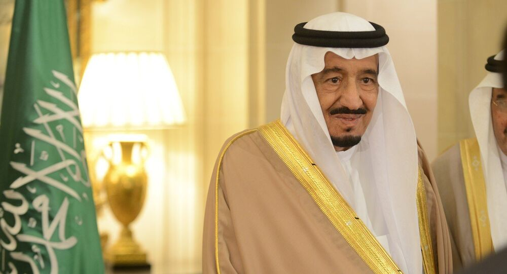 Salman bin Abdulaziz Al Saud, il re dell'Arabia Saudita (foto d'archivio)