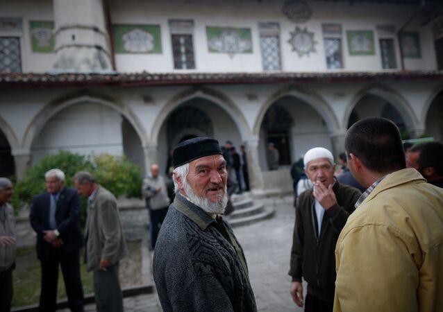 Tatari di Crimea