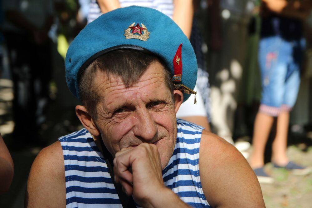 Giornata delle Truppe Aviotrasportate in Russia.