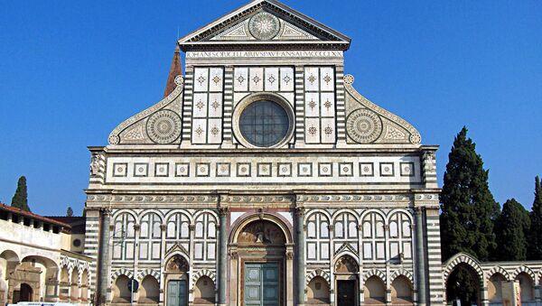Santa Maria Novella, Firenze - Sputnik Italia