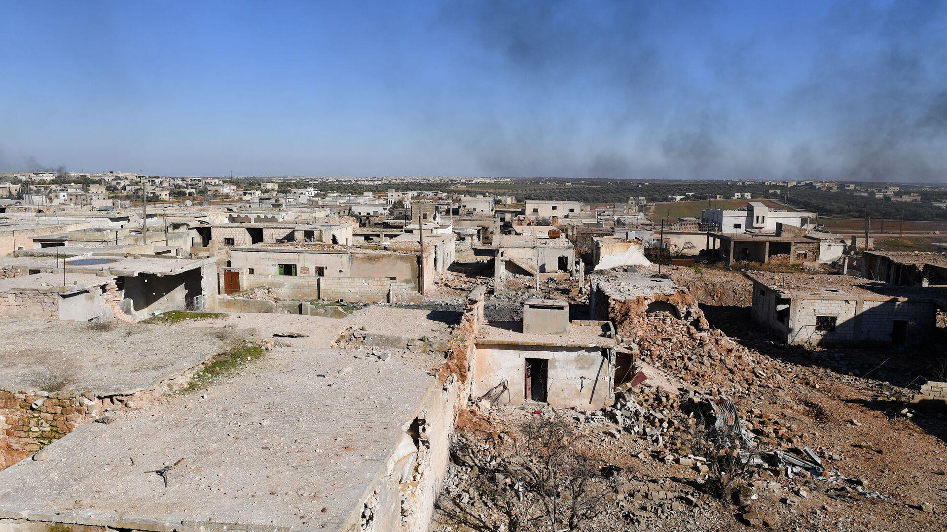 Situazione nella provincia siriana di Idlib - Sputnik Italia, 1920, 23.06.2021