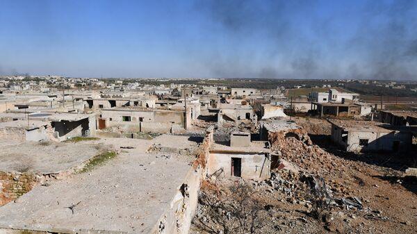 Situazione nella provincia siriana di Idlib - Sputnik Italia