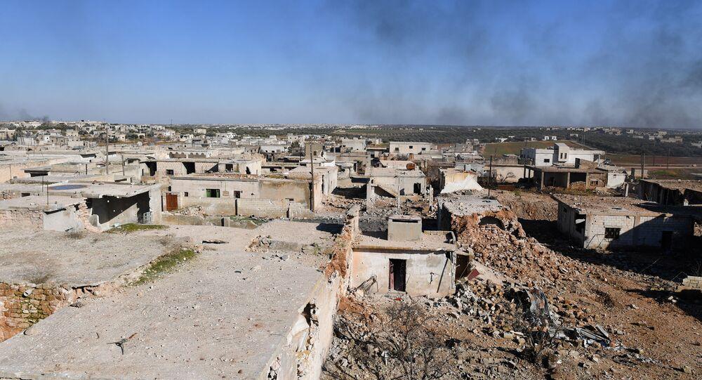Situazione nella provincia siriana di Idlib