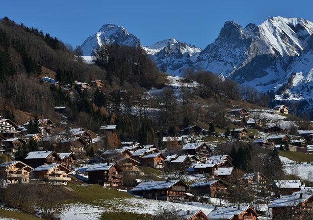 Inverno senza neve sulle Alpi