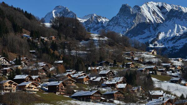 Inverno senza neve sulle Alpi - Sputnik Italia