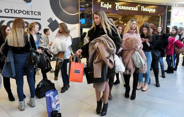 Partecipanti al casting Miss Russia 2020 a Mosca. - Sputnik Italia