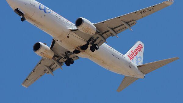 Un aereo di Air Europa - Sputnik Italia