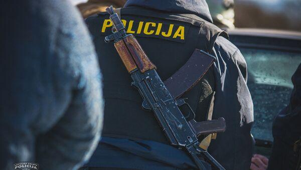 La Polizia di Stato della Lettonia - Sputnik Italia