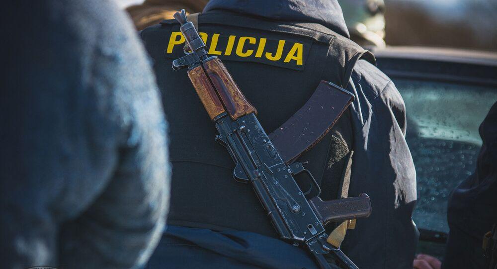 La Polizia di Stato della Lettonia