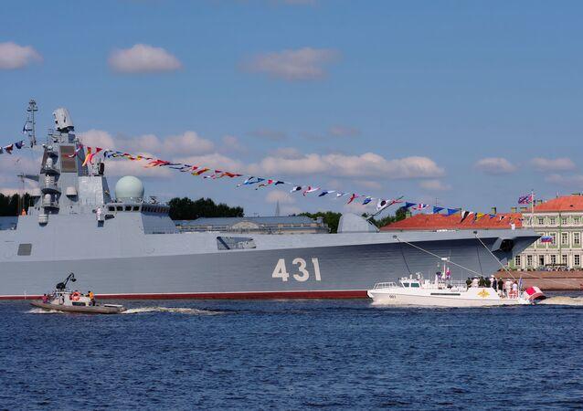 Fregata Ammiraglio Kasatonov 22350