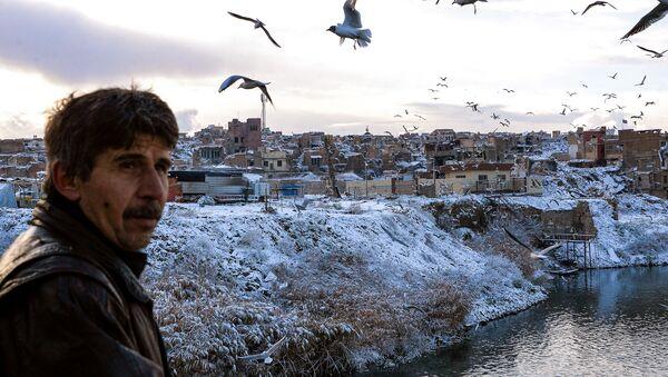 Il fiume Tigri a Mosul, Iraq - Sputnik Italia