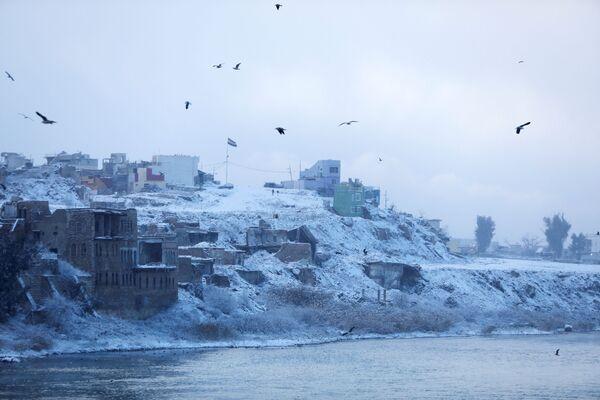 Vista della città vecchia di Mosul, Iraq - Sputnik Italia