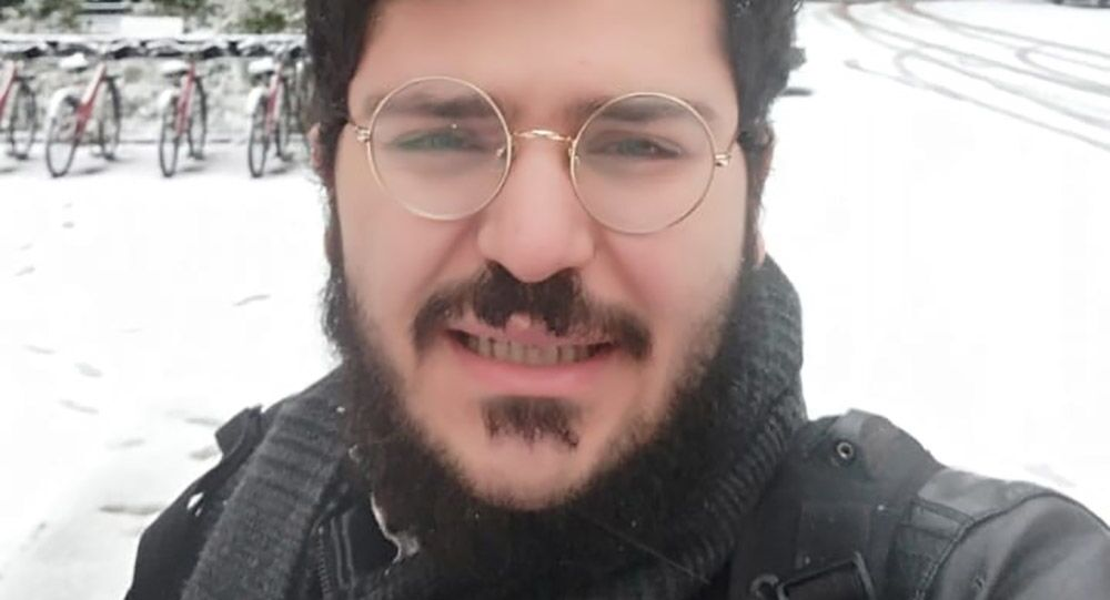 Patrick George Zaki, ricercatore presso l'Università di Bologna
