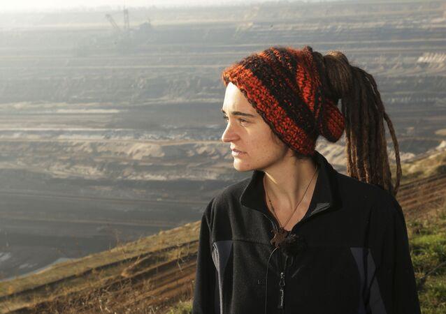 Carola Rackete (foto d'archivio)
