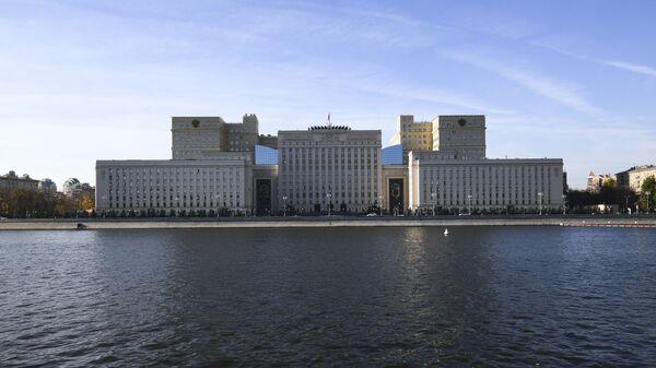 Ministero della Difesa russo - Sputnik Italia