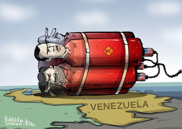 Venezuela: arrestato zio di Guaidò per aver portato dell'esplosivo in un aereo
