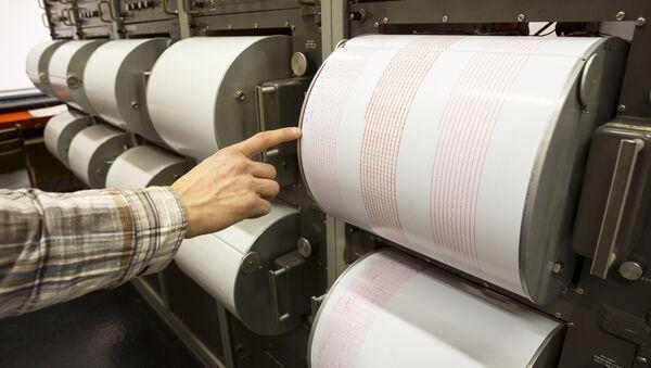Sismografo di terremoto - Sputnik Italia