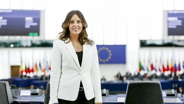 Isabella TOVAGLIERI in the EP in Strasbourg - Sputnik Italia