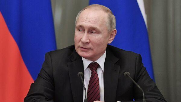 Vladimir Putin (foto d'archivio) - Sputnik Italia