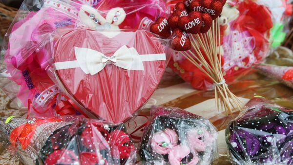 Giorno di San Valentino - Sputnik Italia