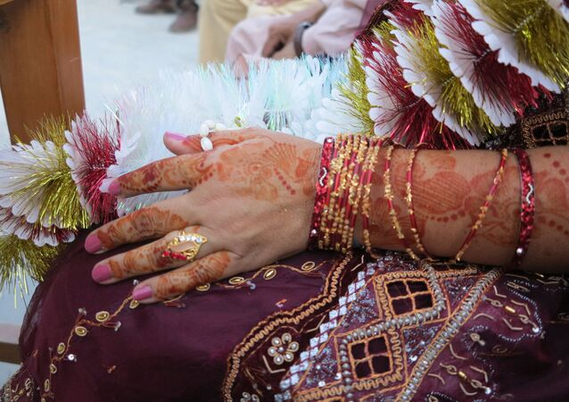 Matrimonio in Pakistan